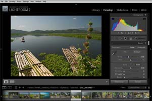 Olah Foto RAW Pakai Adobe Lightroom