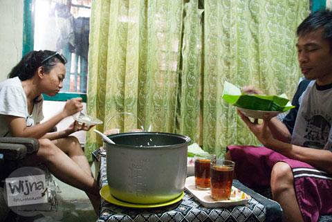 Sikap warga Jogja menghadapi bencana abu vulkanik erupsi Gunung Kelud melanda Jogja tahun 2014