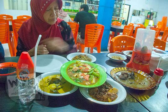 Wisata Kuliner khas Aceh di RM Aceh rayeuk, Banda Aceh