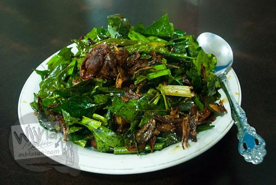 Resep ayam Tangkap khas Aceh di RM Aceh rayeuk, Banda Aceh