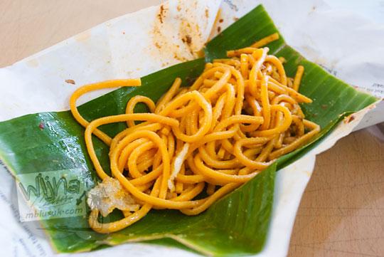 Mie Caluek murah spaghetti khas Aceh di Pasar Gampong Banda Aceh