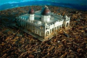 Museum Tsunami Aceh dalam Bingkai 35mm