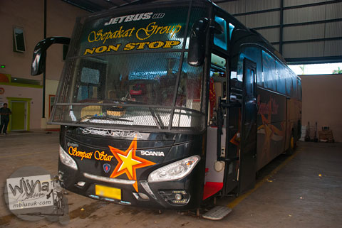 Sempati Star Bintangnya Bus Aceh-Medan