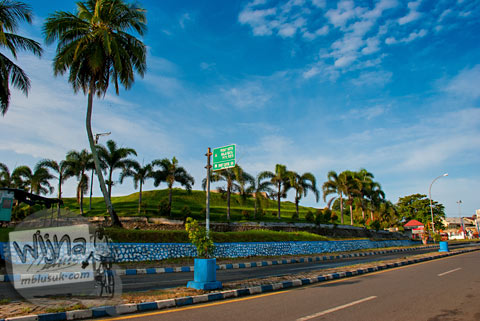 Wisata Sejarah Bangunan Tua di Bengkulu