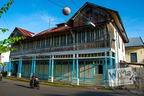 Sejarah Kampung Cina di Bengkulu