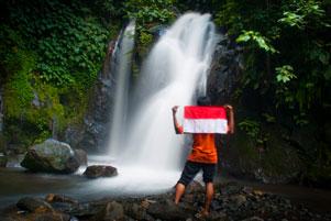 Thumbnail untuk artikel blog berjudul Ganti Tujuan ke Air Terjun Suban Air Panas