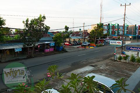 Penginapan murah di Bengkulu lokasi dekat pantai