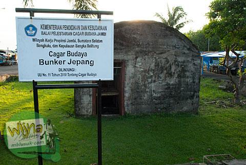 Tips dan rute naik angkot di kota Bengkulu menuju benteng Malborough peninggalan Inggris