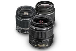 Panduan Memilih Alternatif Lensa Kit DSLR