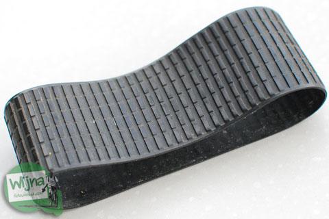 Biaya service komponen zoom rubber Lensa Nikkor 18-135 DX