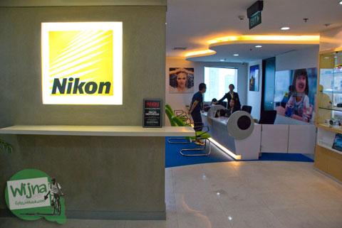 tarif biaya service kamera DSLR Nikon di service center PT Nikon Indonesia di Wisma BNI