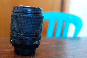 Pengalaman Reparasi Lensa Nikkor 18-135 DX