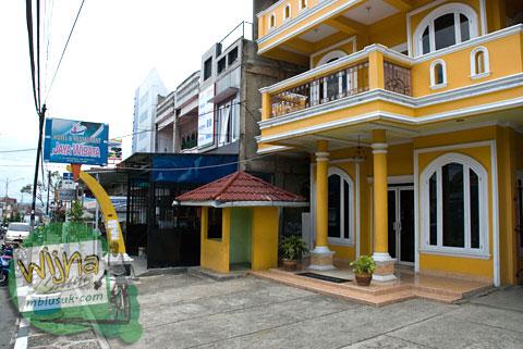 Suasana Kamar Hotel Jaya Wisata Sungai Penuh
