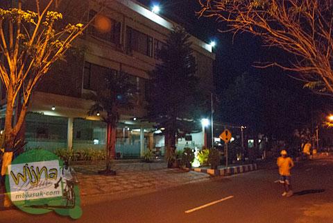 Tampak luar Hotel Prasasti yang Paling Bagus se-Pacitan, Jawa Timur