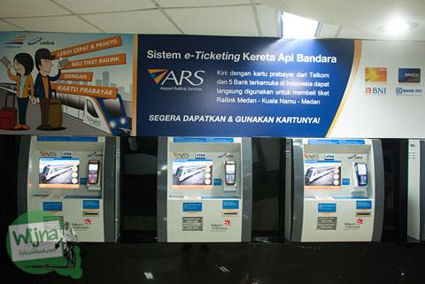 cara beli tiket kereta ars stasiun medan ke kualanamu dengan harga murah