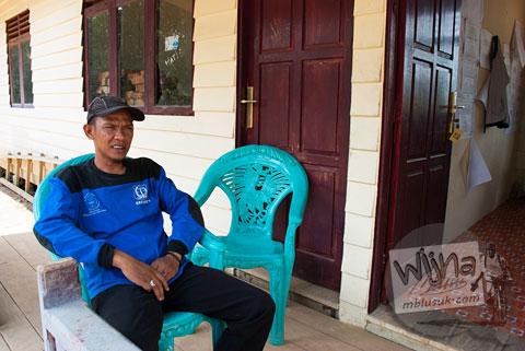 Juru Kunci dan Penjaga Mistis Candi Kedaton di Muaro Jambi
