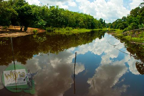 Jadwal dan tarif angkutan sungai perahu (ketek) ke Kompleks Candi Muaro Jambi