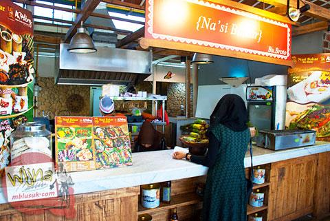 cara memesan makanan di pasar ah poong sentul city bogor untuk pengunjung yang baru pertama kali ke sini