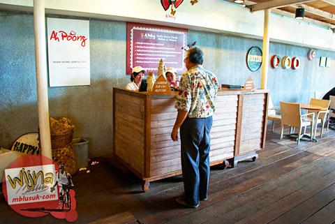 Ragam Kuliner nusantara dan makanan tradisional di Pasar Ah Poong Sentul City Bogor