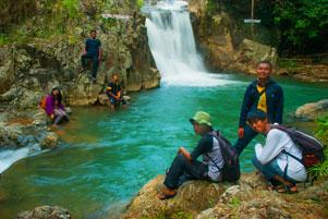 Eksotisme Sungai di Dusun Kedungrante Purworejo