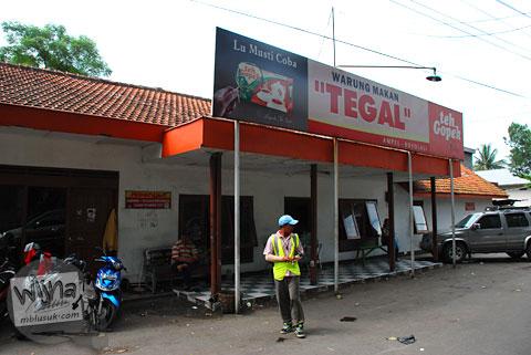 Peta Lokasi Rumah Makan Warung Tegal di Ampel, Boyolali, Jawa Tengah