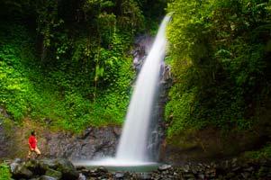 Ngojek Hore ke Air Terjun Singokromo dan Sedudo