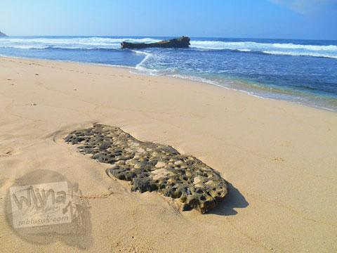 Korban tenggelam di Laut Pantai Buyutan, Pacitan, Jawa Timur