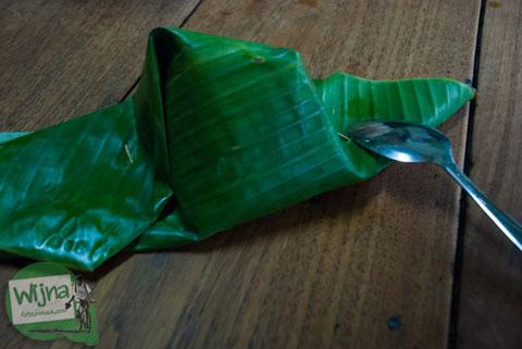 kuliner sego banting khas Nganjuk, Jawa Timur