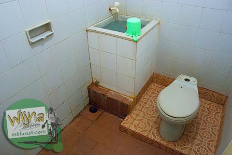 Kamar Mandi Hotel Setia Tanggamus