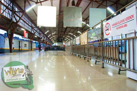 Jadwal Keberangkatan Bus Jakarta - Lampung dari Stasiun Pasar Senen