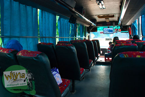 Jadwal Keberangkatan Bus dari Terminal Rajabasa Bandar Lampung