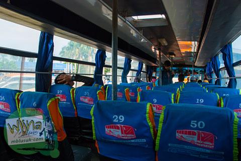 Jadwal Bus Ekonomi dari Jakarta ke Lampung