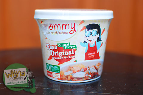Harga Seblak Basah Instan Mommyindo