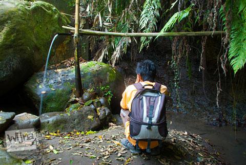 cerita pancuran mistis yang ada di Dusun Pandan, Cangkringan, Yogyakarta