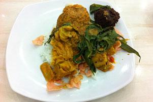 Jelajah Kuliner Malam di Padang