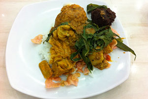Thumbnail untuk artikel blog berjudul Jelajah Kuliner Malam di Padang