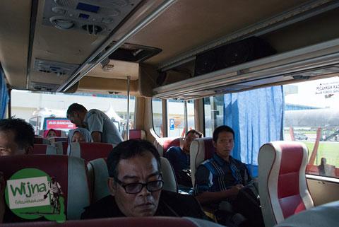 Jadwal keberangkatan bus Damri dari Kota Padang ke Bandara Minangkabau