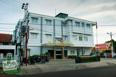 Tarif harga hotel Sofyan Inn Rangkayo Basa