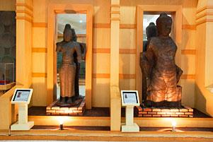 Jejak Kemahsyuran di Museum Sriwijaya