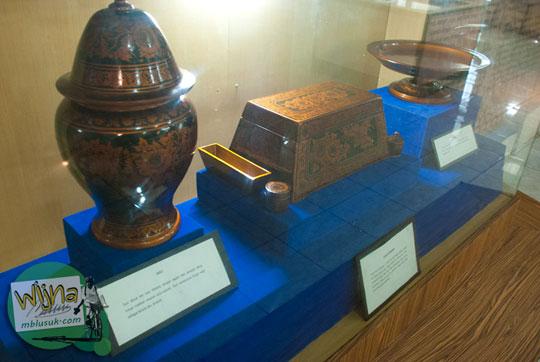 Kasus Pengelolaan Manajemen Koleksi Keramik di Museum Sriwijaya Palembang