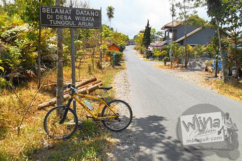 Desa Wisata Tunggul Arum, Turi, Sleman di tahun 2015