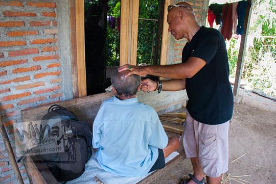 jasa panggilan ke rumah praktik pijat terapi stroke penyakit wilayah yogyakarta