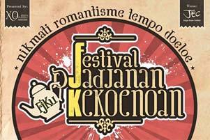 Festival Djadjanan Kekoenoan yang Meleset dari Bayangan