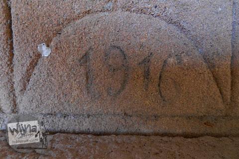 Nisan-Nisan Unik di Pemakaman Galur yang dibuat pada masa penjajahan belanda