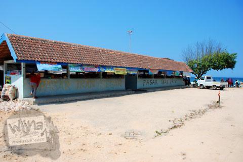 Harga Termurah di Pasar Ikan Pantai Drini Gunungkidul