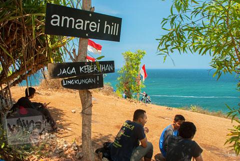 Konflik Bukit Amarei Hill dan Puncak Kosakora, Gunungkidul