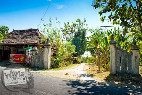 Sendang Banyutemumpang di desa Bangunjiwo, Kasihan, Bantul