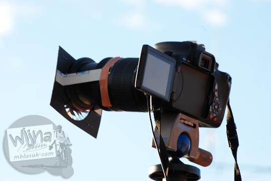 Pengaturan kamera untuk memotret gerhana matahari di tahun 2016