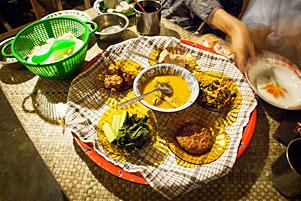 Masakan Khas Belitung di Ruma Makan Belitong Timpo Duluk
