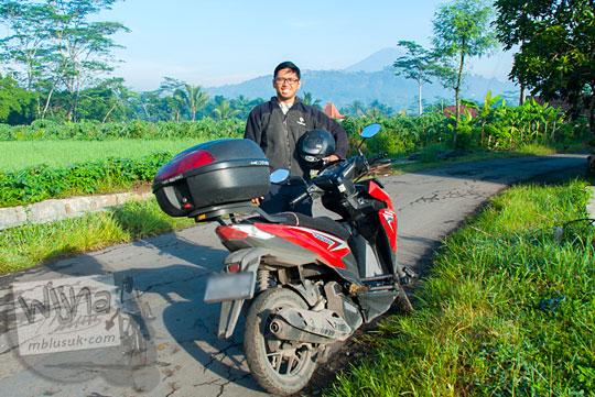 Rute Touring Sepeda Motor Jakarta ke Borobudur